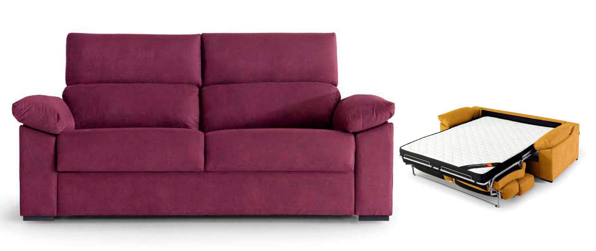 001 Slider Sofa Cama